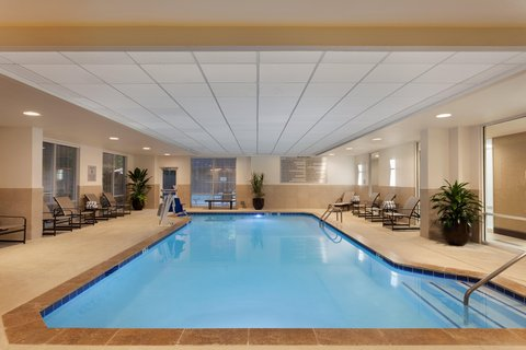 Embassy Suites Atlanta - Airport - Interior Pool