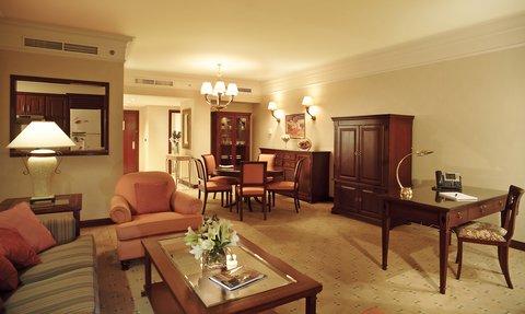 InterContinental CITYSTARS CAIRO - Three Bedroom Residence Suite
