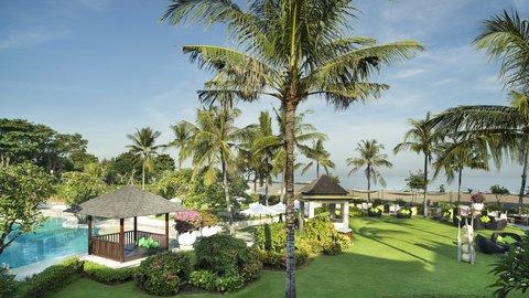 Holiday Inn Resort Baruna Bali - View from Holiday Inn Resort  Baruna Bali