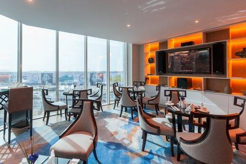 فندق هوليدي ان البرشا - Club Lounge to make you feel relaxed