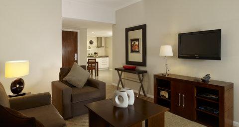 فندق ستيبردج سيتي ستار - One Bedroom Executive Suite