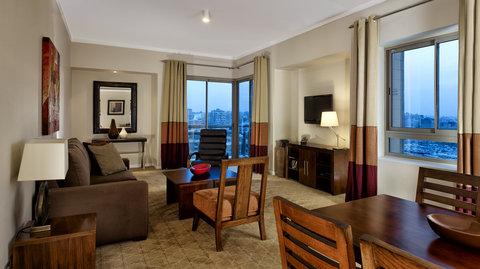 فندق ستيبردج سيتي ستار - Two Bedroom Executive Suite