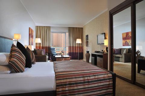فندق ستيبردج سيتي ستار - Staybridge Suites-Cairo Studio Suite