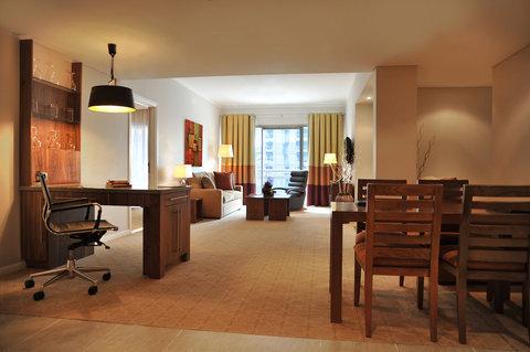 فندق ستيبردج سيتي ستار - Three Bedroom Suite