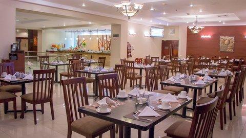 Holiday Inn GUATEMALA - Los Comensales Restaurant
