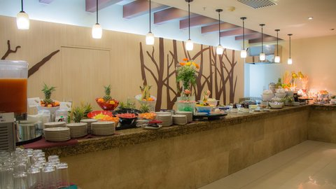 Holiday Inn GUATEMALA - Buffet