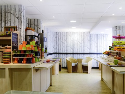 ibis Caen Centre Paul Doumer - Restaurant