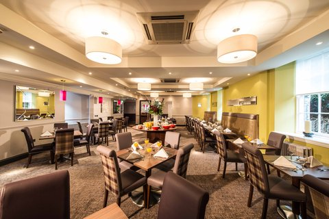 Edinburgh City Hotel - Simpsons Restaurant