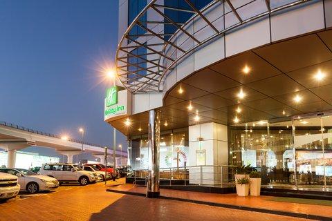 فندق هوليدي ان البرشا - A warm welcome to Holiday Inn Dubai-Al Barsha