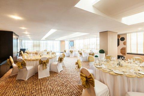 فندق هوليدي ان البرشا - Hold special events at Banquet Room