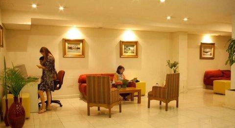 Hotel Centro Naval - Lobby
