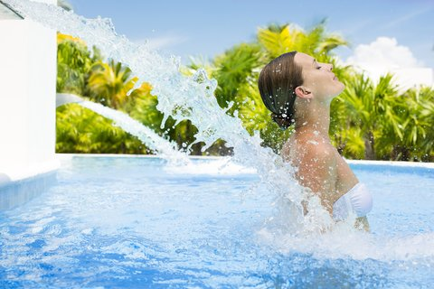 Excellence Playa Mujeres - Adults Only - All Inclusive - Hydrotherapy Teatment