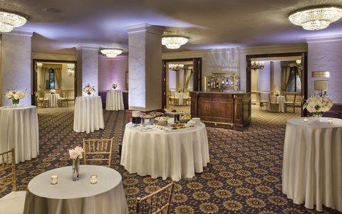 Omni Parker House Hotel - Alcott Foyer