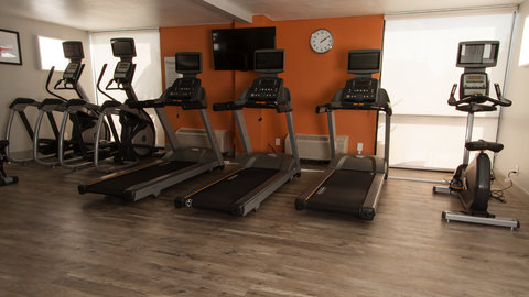 Holiday Inn Alexandria - Downtown - Fitness Room Cardio