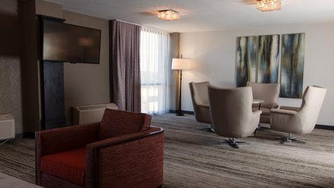 Holiday Inn Alexandria - Downtown - Spire Room