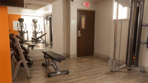 Holiday Inn Alexandria - Downtown - Fitness Room