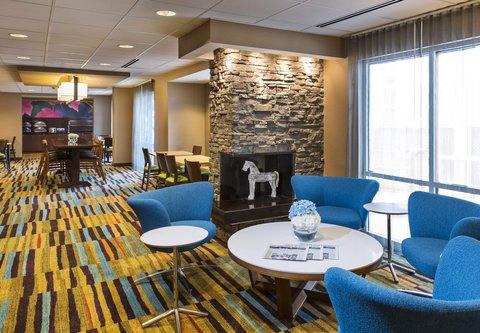 Fairfield Inn & Suites Atlanta Buckhead - Lobby