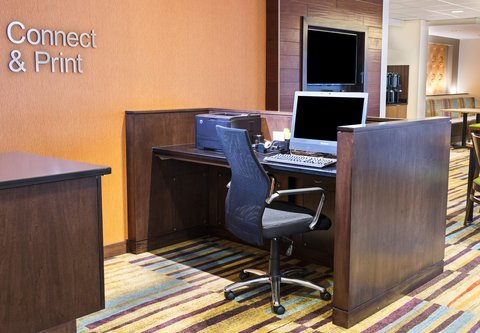 Fairfield Inn & Suites Atlanta Buckhead - Business Center