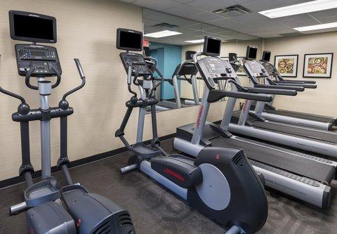 Fairfield Inn & Suites Atlanta Buckhead - Exercise Room