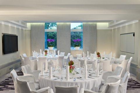 InterContinental BERLIN - Banquet Room Check