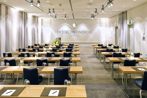 InterContinental BERLIN - Meeting Room Tiergarten