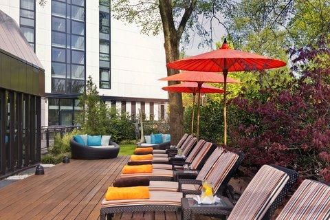 InterContinental BERLIN - SPA InterContinental Terrace