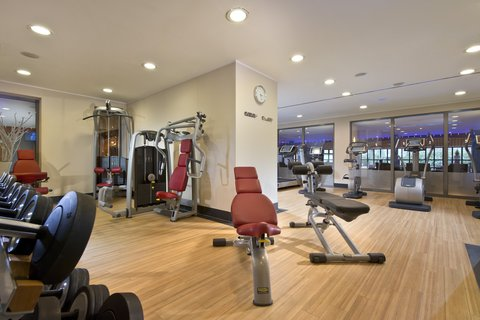 InterContinental BERLIN - Health Club gym