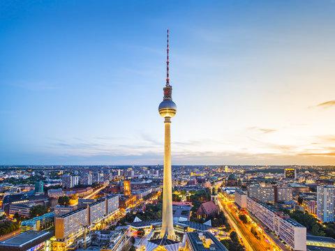 InterContinental BERLIN - Berlin TV Tower