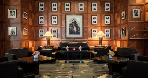 InterContinental BERLIN - Marlene Bar - popular Meeting Spot for locals and guests
