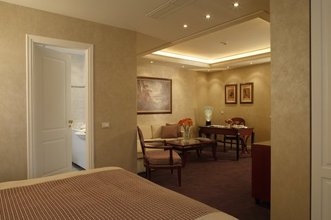 Theoxenia Palace - Theoxenia House Deluxe Suite