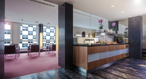 InterContinental BERLIN - Enjoy the great services of our Club Floor Lounge
