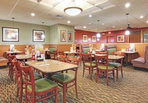 Holiday Inn Blytheville Hotel - Restaurant
