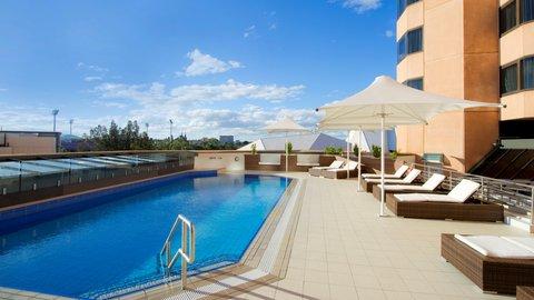 InterContinental Adelaide - InterContinental Adelaide Pool Deck