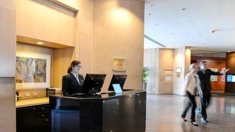 InterContinental Adelaide - Concierge Desk