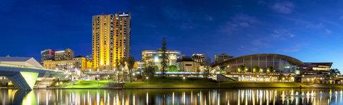 InterContinental Adelaide - The Adelaide Riverbank Precinct