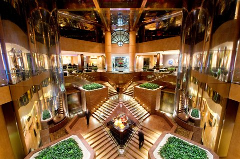 InterContinental Adelaide - InterContinental Adelaide Hotel Lobby