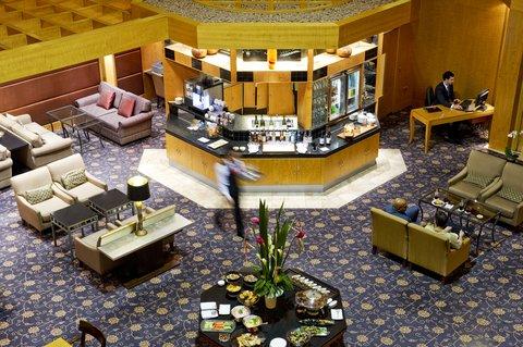 InterContinental Adelaide - Club InterContinental Lounge - World of Luxury