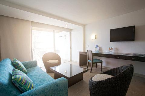 Capilla Del Mar - Capilla del Mar Hotel Suite Especial Balcony