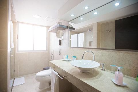 Capilla Del Mar - Capilla del Mar Hotel Suite Especial Bathroom