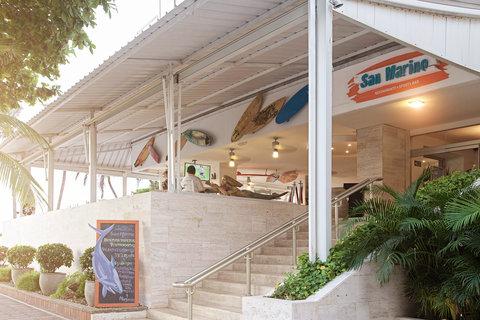 Capilla Del Mar - Capilla del Mar Hotel San Marino Sport Bar