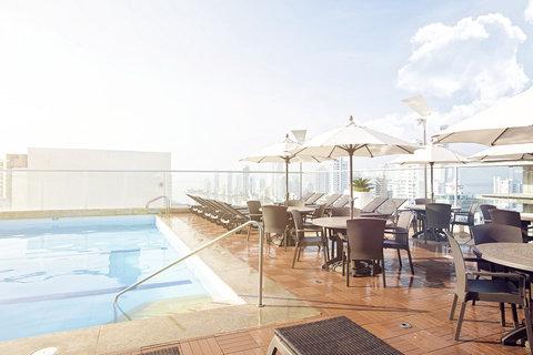 Capilla Del Mar - Capilla del Mar Hotel Pool Exterior