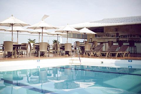 Capilla Del Mar - Capilla del Mar Hotel Pool