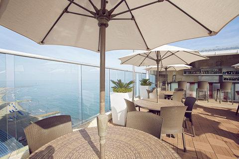 Capilla Del Mar - Capilla del Mar Hotel Pool View