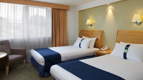 Holiday Inn GLOUCESTER - CHELTENHAM - Guest Room - Standard Twin