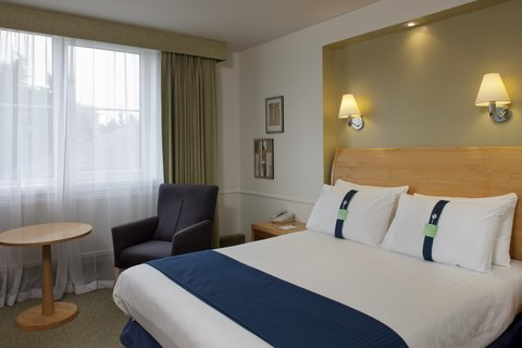 Holiday Inn GLOUCESTER - CHELTENHAM - Standard double guest room