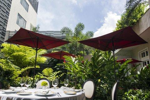Cayena-Caracas Hotel Caracas - La Sibilla Terrace
