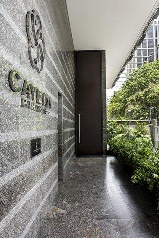Cayena-Caracas Hotel Caracas - La Sibilla Restaurant Entrance