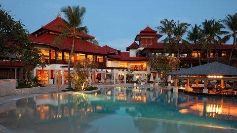 Holiday Inn Resort Baruna Bali - Holiday Inn Resort   Baruna Bali Hotel Exterior
