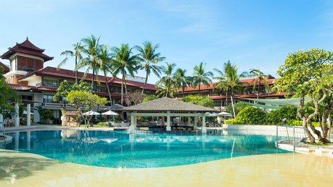 Holiday Inn Resort Baruna Bali - Hotel Exterior Holiday Inn Resort Baruna Bali