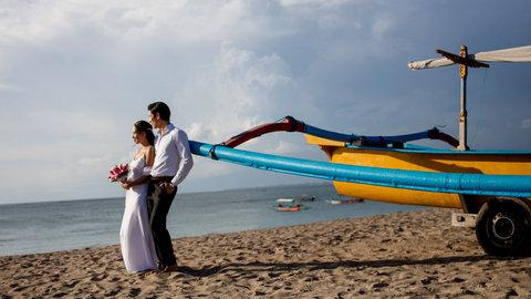 Holiday Inn Resort Baruna Bali - Bali Beachfront Wedding